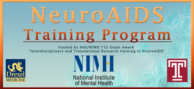 NIMH NeuroAIDS Training Grant
