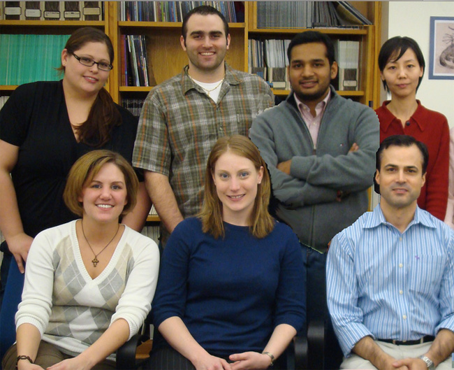 Bouchard Lab Alumni