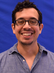 Andrew Matamoros, Molecular and Cell Biology and Genetics Program Alum
