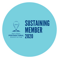 Sustaining Member of the National Postdoctoral Association