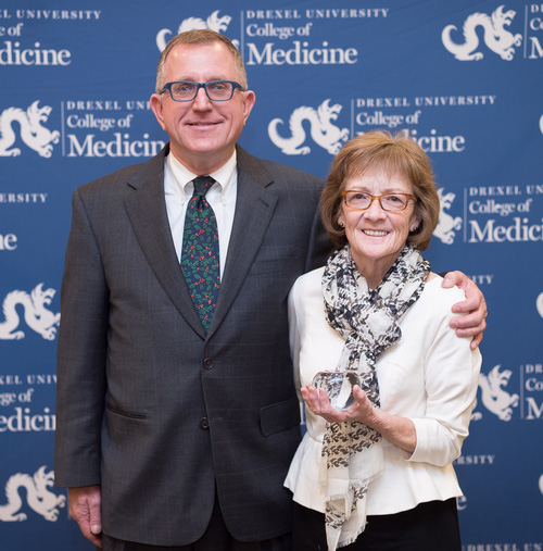 John P. Piper, MD, MCP '83, and Deborah J. Tuttle, MD, MCP '82
