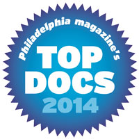 Philadelphia Magazine 2014 Top Docs