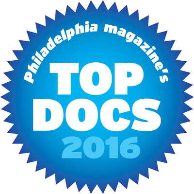 Philadelphia magazine's 2016 'Top Docs'