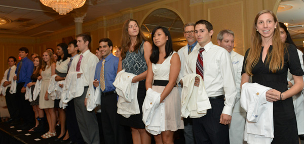 Annual White Coat Ceremony Welcomes New Medical Students to Drexel ...