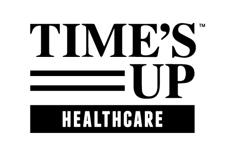 Times Up Healthcare Logo