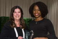Joy Fatunbia Wins Minority Award