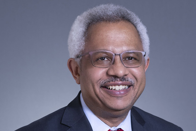 Walter Harris, MD, Named Chair of the Department of Ophthalmology