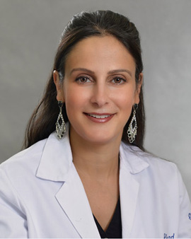 Asyia Ahmad, MD, Associate Professor of Medicine; Chief of the Division of Gastroenterology