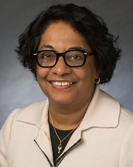Drexel Graduate School ssistant Dean of Student Affairs, Shivanthi Anandan, PhD