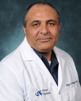 Elias El Haddad, PhD