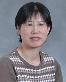 Huijuan Hu, PhD - Assistant Professor, Department of Pharmacology and Physiology