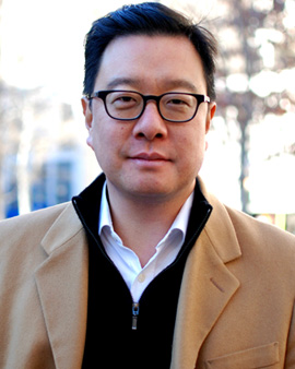 Felix J. Kim, PhD, Principal Investigator; Director of the Graduate Program in Pharmacology & Physiology