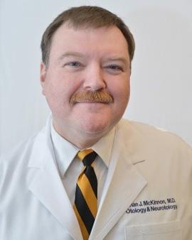 Brian John McKinnon MD, MBA, MPH, FACS - Department of