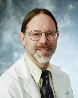 Michael Sherman, MD, Chief, Division of Pulmonary, Critical Care and Sleep Medicine