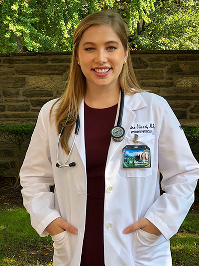 Caroline Illuzzi, Drexel Biomedical Studies Program Alum