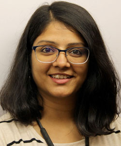 Drexel Cancer Biology program student Aditi Shimpi