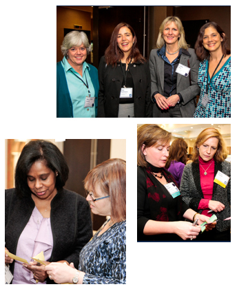 Photos were taken at the inaugural ELAM Alumnae Professional Development program, held in December 2011 in Nashville, TN.