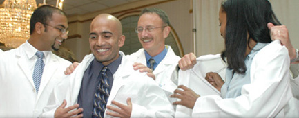 Drexel University College of Medicine White Coat Ceremony
