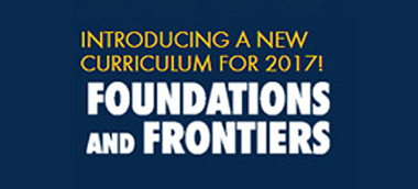 New MD Program Curriculum - Foundations and Frontiers