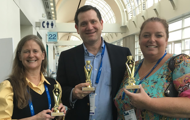 Drs. Sullivan, Gordon and Hunt were among the Simmy 2016 Award Winners.