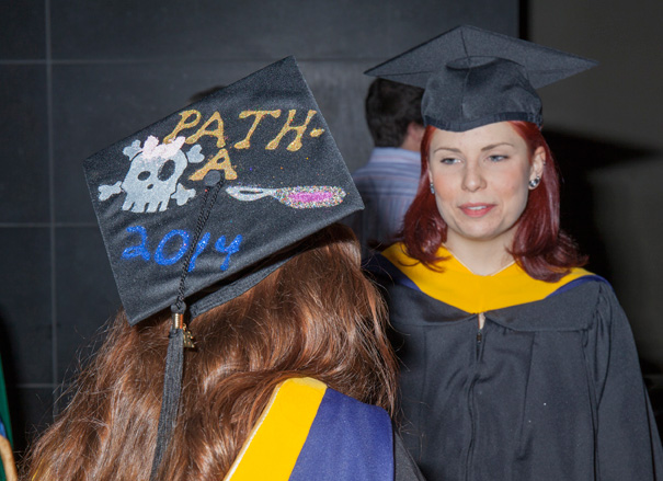 Drexel Pathologists' Assistant (PathA) program graduate.