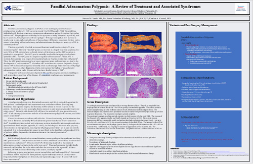 Familial Adenomatous Polyposis: A Review of Treatment and Associated Syndromes