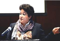 Ana E. Núñez, MD is a Professor of Medicine; Associate Dean of Diversity, Equity & Inclusion and the Director of the National Center of Excellence in Women's Health and Women's Health Education Program at Drexel University College of Medicine.
