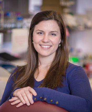 Melissa Manners published two papers with her colleagues at Pfizer and two with Medical Diagnostic Laboratories before coming to Drexel. Now she has two first-author publications to her credit, a third paper out for review and another recently submitted.