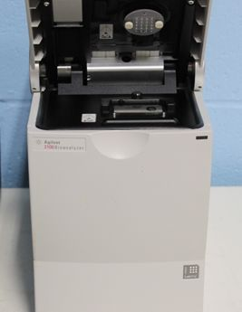 Drexel's Genomics Core Facility instrument: 2100 Bioanalyzer Instrument