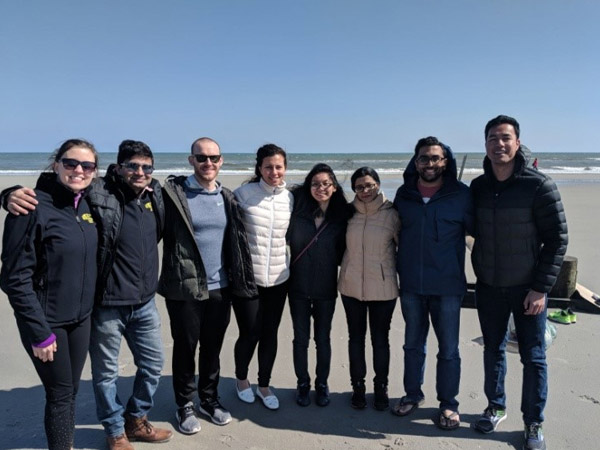 PGY-2 adult psychiatry residents attending the 2018 annual retreat