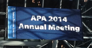 Drexel at the 2014 APA