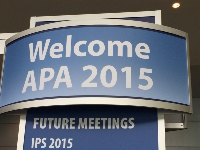2015 APA Annual Meeting