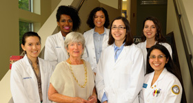Faculty and staff members of the Institute for Women's Health & Leadership at Drexel University College of Medicine.