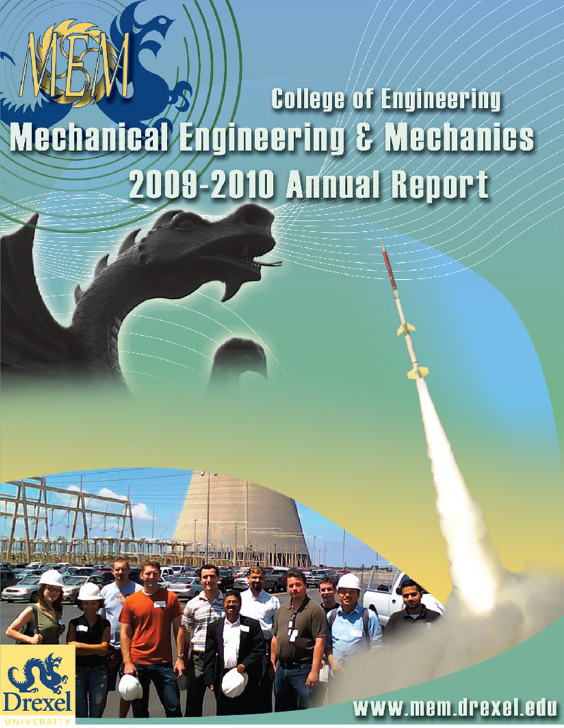 2010 Annual Report Cover