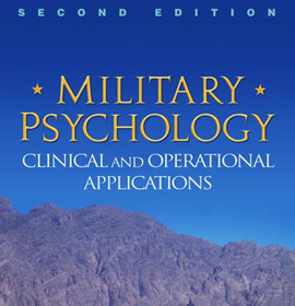 Military Psychology, a book by Dr. Eric Zillmer, a professor of neuropsychology at Drexel University