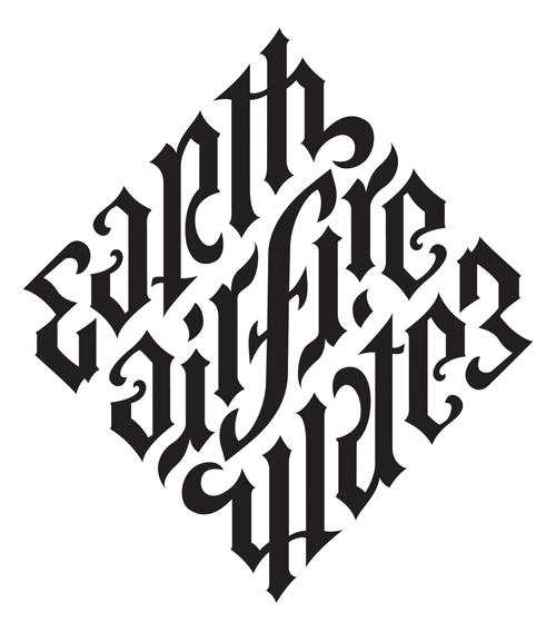 Ambigram Artist And Drexels John Langdon Behind Symbols Appearing In