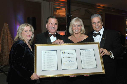 Aqua America Chairman and CEO Awarded Drexel University's Highest Alumni Honor