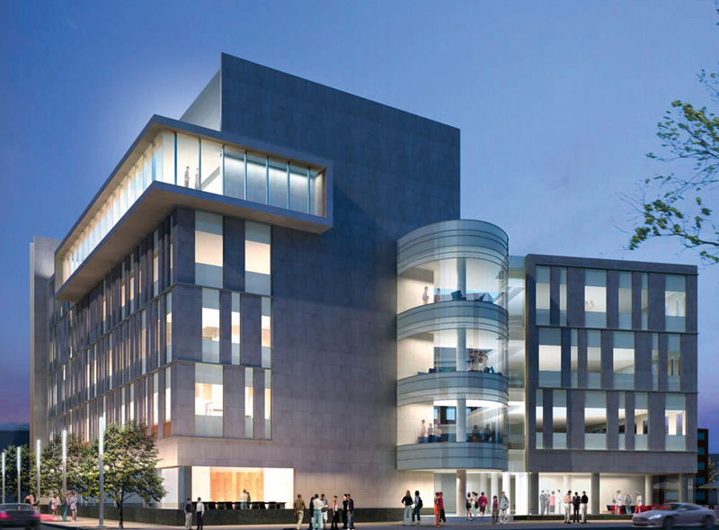 Drexel Breaks Ground on Papadakis Integrated Sciences Building