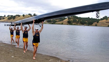 Drexel Crew to Open Season with Boat Dedications and Navy Day Regatta