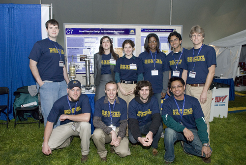 Drexel Students among Environmental  Protection Agency's P3 Award Winners