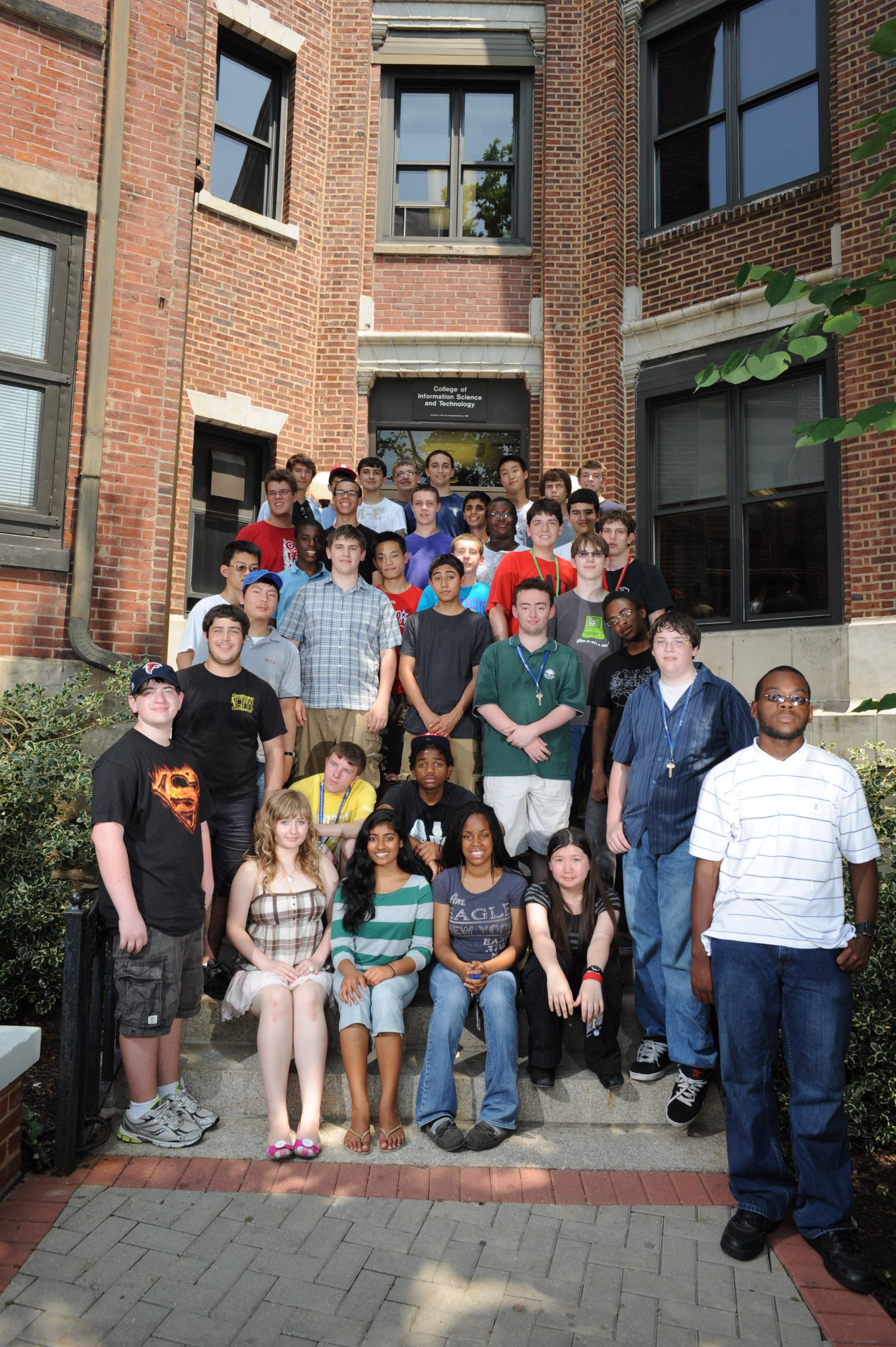 Drexel University Computing Academy Completes Its Third Year Connecting Teens and Technology