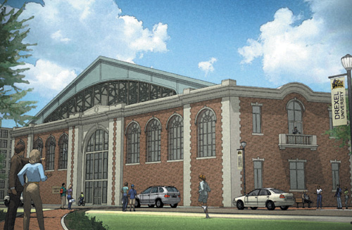 Drexel and National Guard to Celebrate 50-Year Agreement to Use Historic Philadelphia Armory