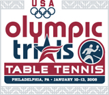 Drexel to Host U.S. Olympic & National Team Trials – Table Tennis