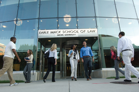 Earle Mack School of Law Posts High Bar Exam Pass Rate