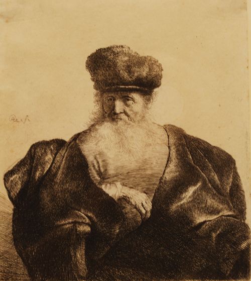 Rembrandt Etchings to Be Exhibited at Drexel
