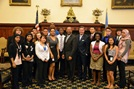 Drexel's Liberty Scholars Visit Mayor Nutter and City Hall
