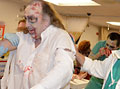 Zombie Uprising Helps Nurse Educators' BRAINS