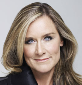 Burberry CEO Angela Ahrendts