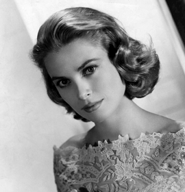 Grace Kelly was an American film actress and wife of Prince Rainier III of Monaco