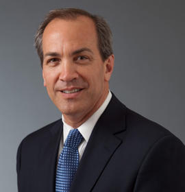 Photo of Keith Orris, Drexel's new senior vice president for corporate relations and economic development